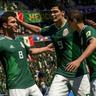 México no pasa de fase de grupos en Rusia... según FIFA 18