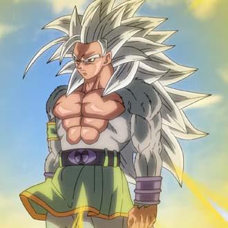 ¡Goku se transforma en Super Saiyajin 5!