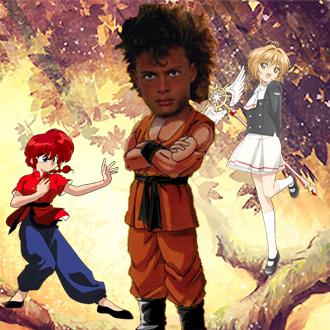 Openings de anime cantados por Luis Miguel