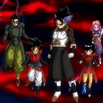 Personajes de Dragon Ball Heroes que podrías ver en anime