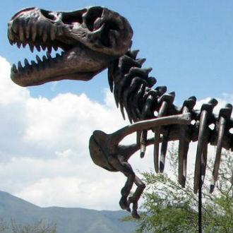 En México había más dinosaurios que puestos de tacos