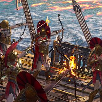 ¡Así se juega Assassin's Creed: Odyssey!