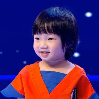 Este pequeño se sabe TODOS los personajes de Dragon Ball