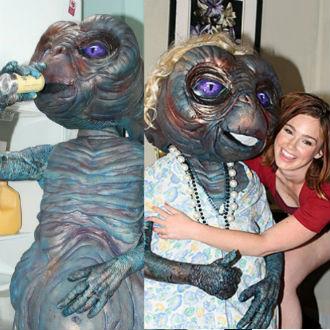Las parodias porno de E.T.