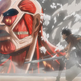 'Attack on Titan' invade cines mexicanos