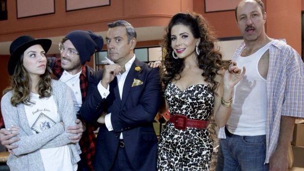 Héctor Sandarti participa en 'Renta congelada'