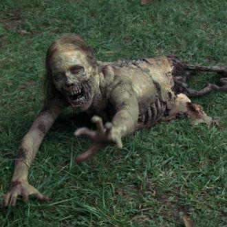 Los walkers más impactantes 'The walking dead'