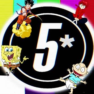 ¡Estas series llegaron a Canal 5 hace más de 10 años!