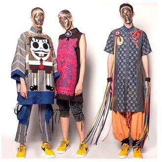 ¡'Bob Esponja' inspiró una línea de ropa mexicana y la tienes que conocer!