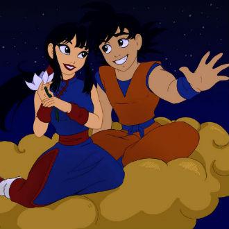 Así se vería 'Dragon Ball' al estilo Disney