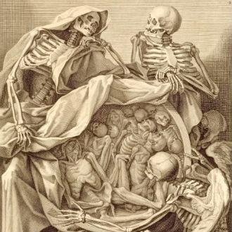 Muertes raras y reales