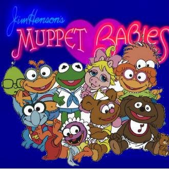 ¿Qué Muppet Babies rifan más?