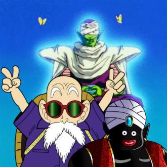 Los grandes maestros de Dragon Ball