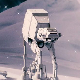 Arma tu propio juguete de Star Wars