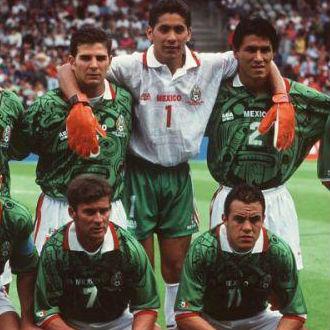 ¿Qué jugador eres de la selección mexicana de Francia 98?