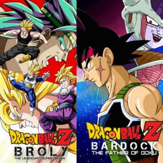 Películas remasterizadas de 'Dragon Ball' se estrenarán en el cine