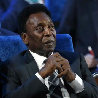 Pelé bromea sobre Mbappé