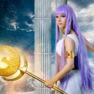 Los cosplay de Athena para elevar tu cosmos