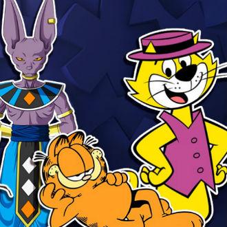 ¿Qué gato de las caricaturas eres?