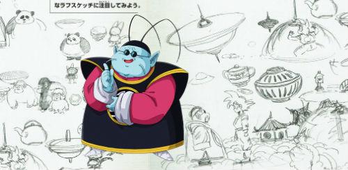 Kaiosama iba a ser un oso panda